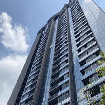 FIBARO Singapore and L3 Homeation in Martin Modern Project